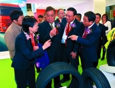 「必威体育客服窗口」中国国际橡胶展亚洲埃森轮胎展开幕
